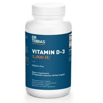 Dr Tobias Vitamin D3