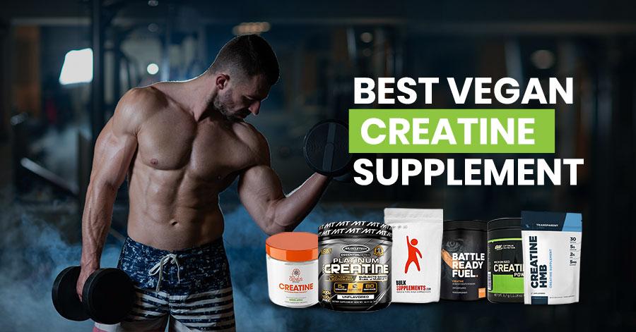 Best Vegan Creatine Supplement featured image