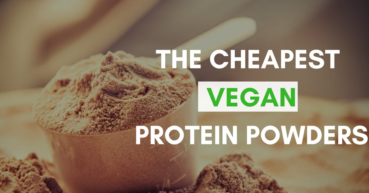 THE CHEAPEST VEGAN PROTEIN POWDER (3)