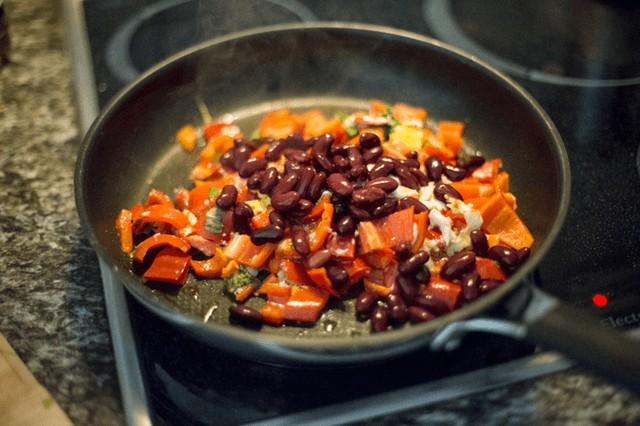 vegan meal carbohydrate