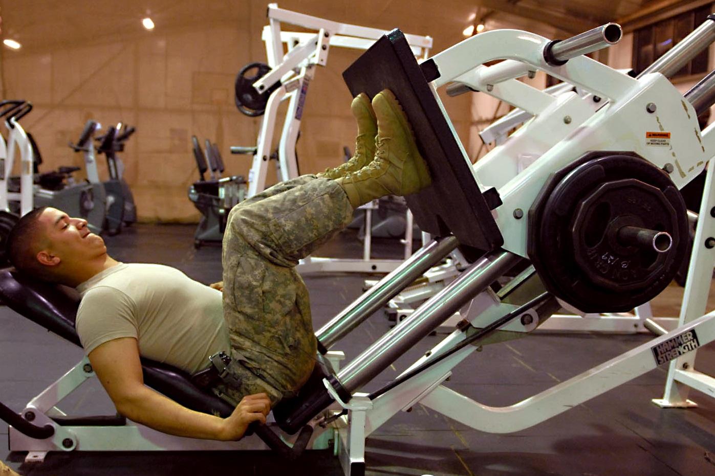 usarmy workout