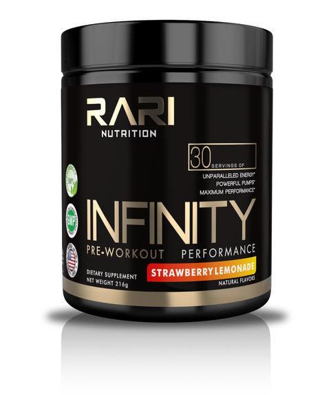 rari nutrition 100% infinity