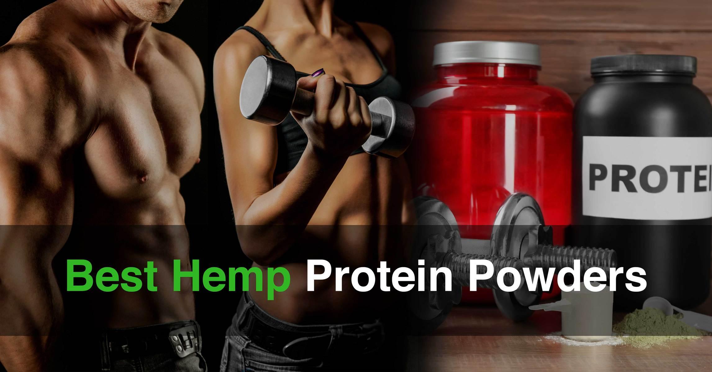 Best Hemp Protein Powders Cover Image