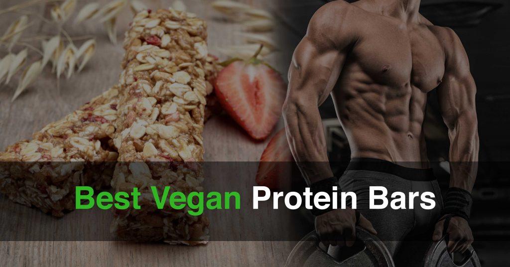 Best Vegan Protein Bars Cover Image