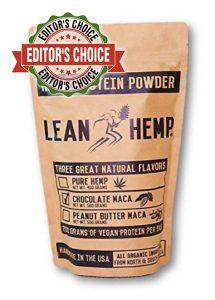 Leanhemp Hemp Protein Powder Sidebar