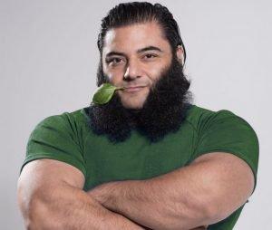 vegan strongman Patrik Baboumian