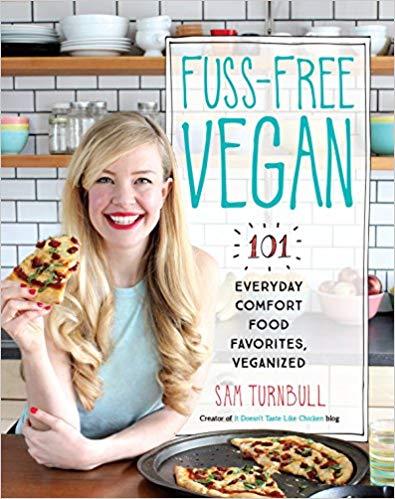 Fuss Free Vegan Cookbook
