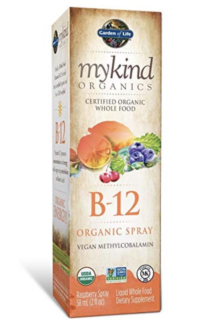 Garden of Life B12 Vitamin