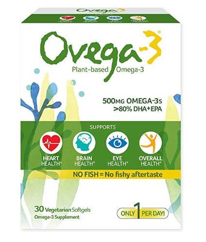 Ovega 3 vegan omega 3