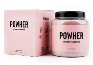 Powher Pre Workout Supplement