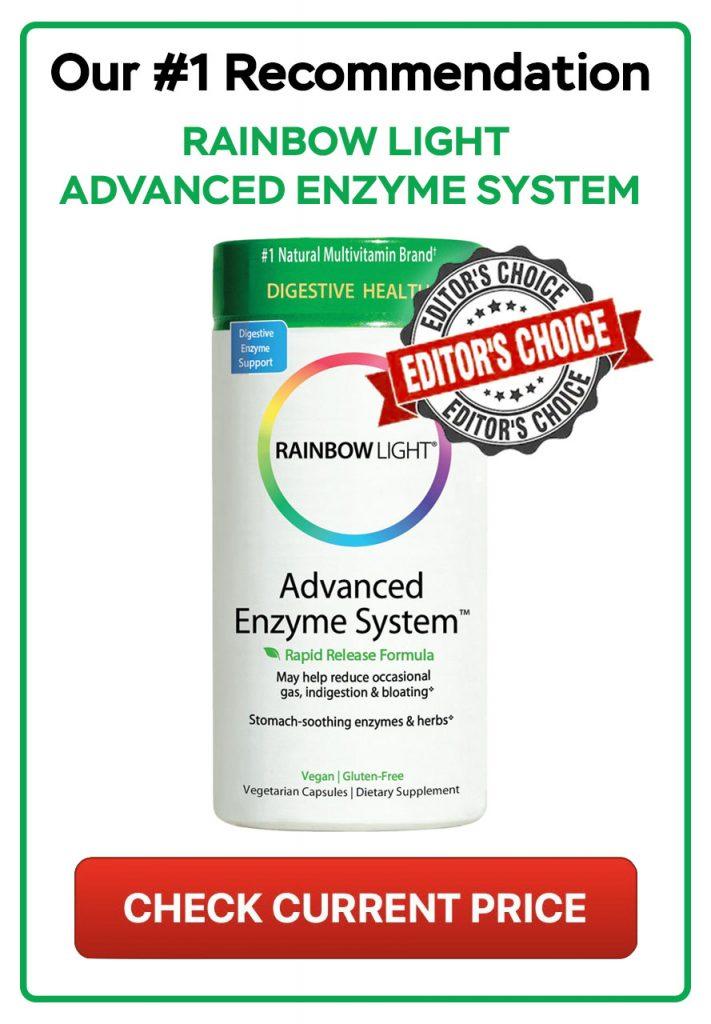 Rainbow Light Advanced Enzyme System