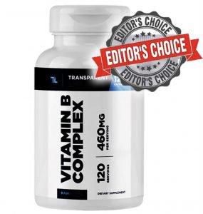 Transparent Labs Vitamin B-Complex Sidebar