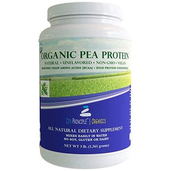 Zen Principle Organic Pea