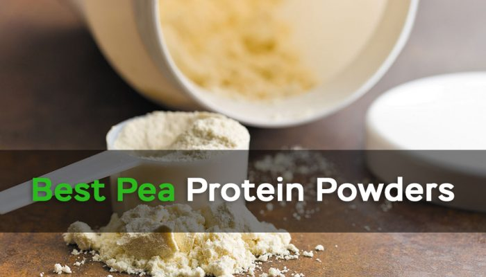 What's the Best Pea Protein Powder Featured Image