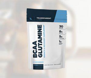 Transparent Lab BCAA Glutamine Sidebar