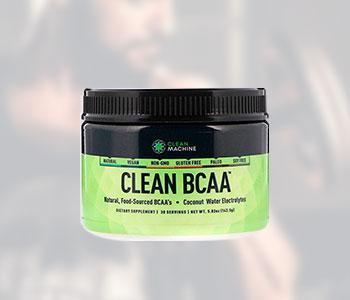 Clean Machine BCAA
