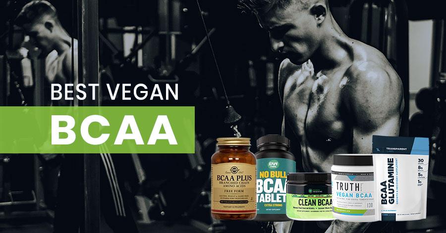 Best Vegan BCAA Featured Image