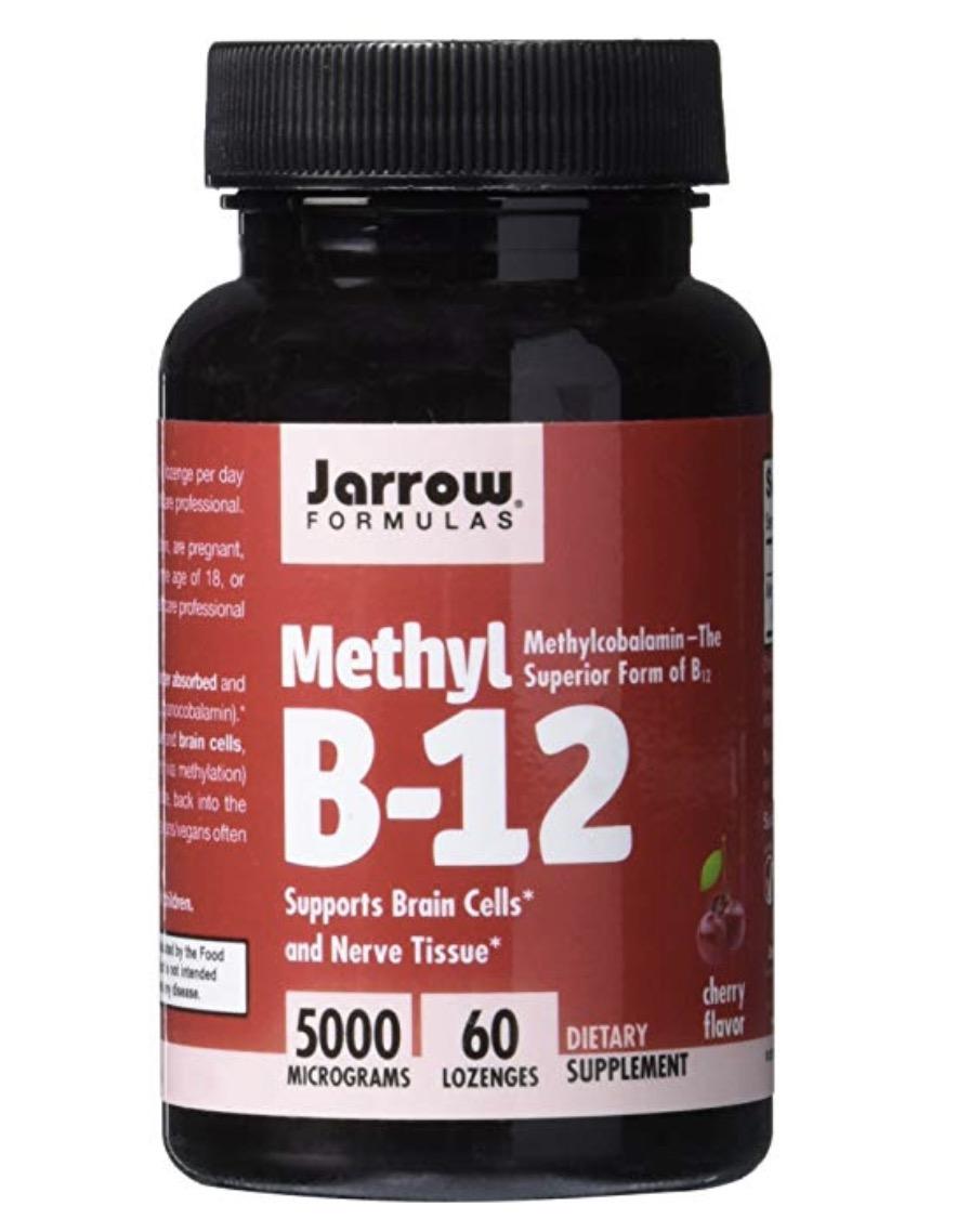 Jarrow Formulas B12