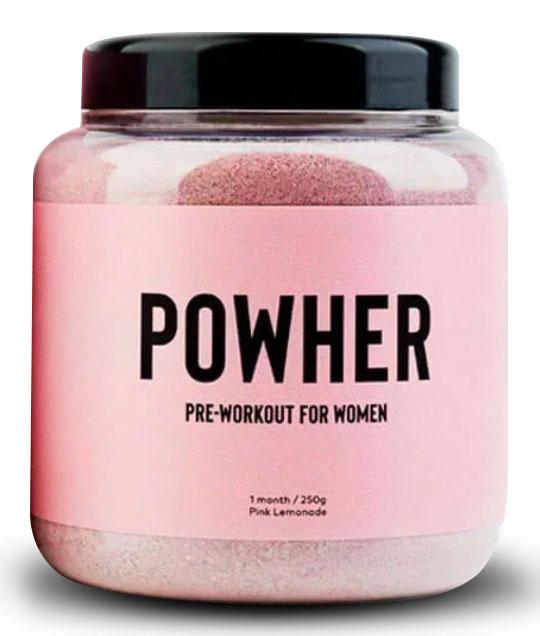 Powher bottle