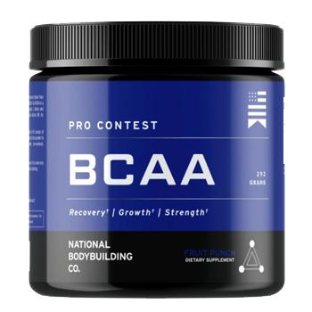 pro contest bcaa