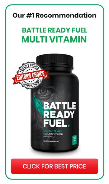 Battle Ready Fuel Multivitamin