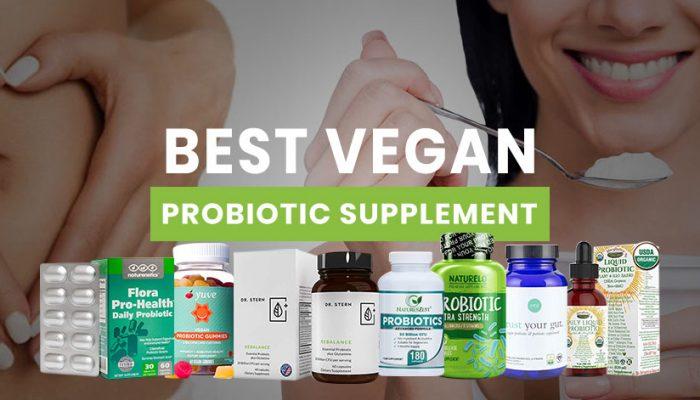 Best Vegan Probiotic Supplement Featured Image
