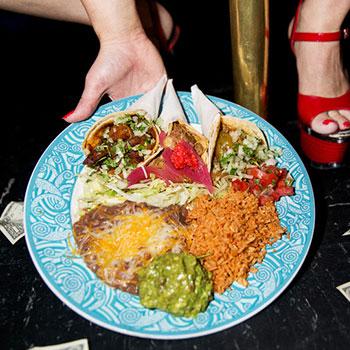 Meal in Portland