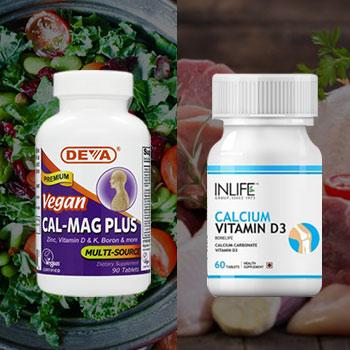Vegan Vs Non-vegan Supplements