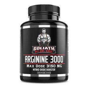Goliath Arginine 3000 Sidebar