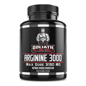 Goliath Arginine 3000