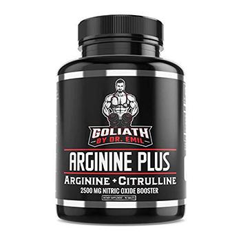 Goliath Arginine PLUS