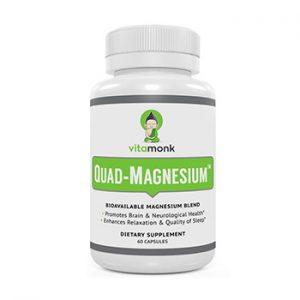 Vitamonk Quad Magnesium