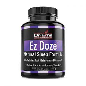 Dr Emil Nutrition EZ Doze
