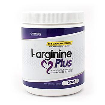 L Arginine Plus