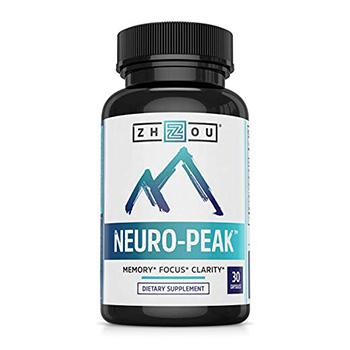 Zhou Neuro Peak Brain Support