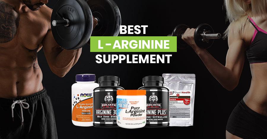 Best L Arginine Supplement Featured Image