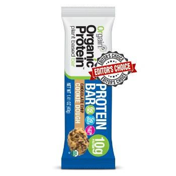 Orgain organic protein bar
