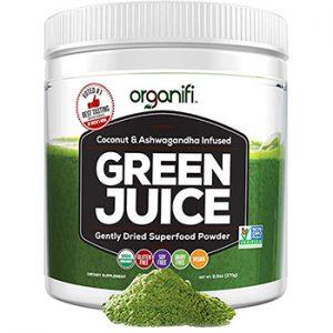 Organifi Green Juice Sidebar