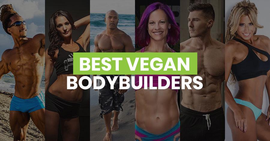 Best Vegan Bodybuilders Featured Image