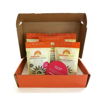 Naturebox Vegan Subscription Box