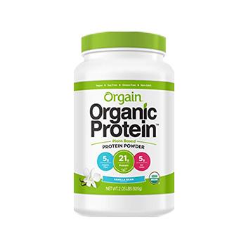 What Is Orgain Organic Protein Powder