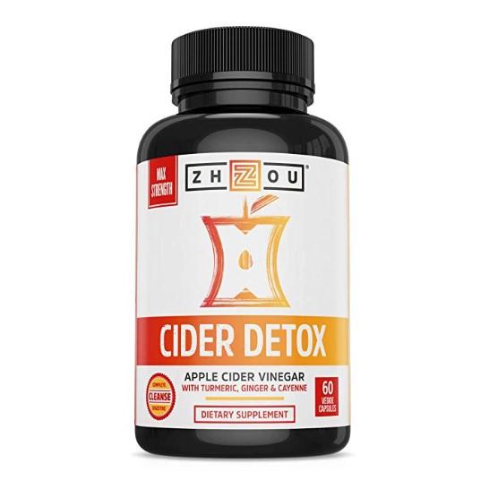 Zhou Cider Detox