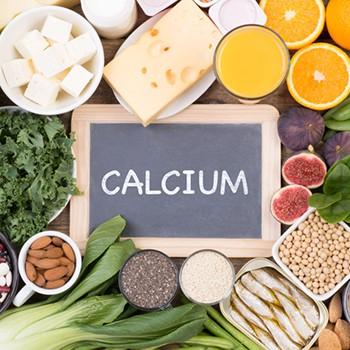 vegan foods rich in calcium