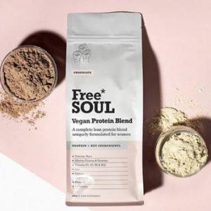 Free Soul Vegan Protein  Sidebar