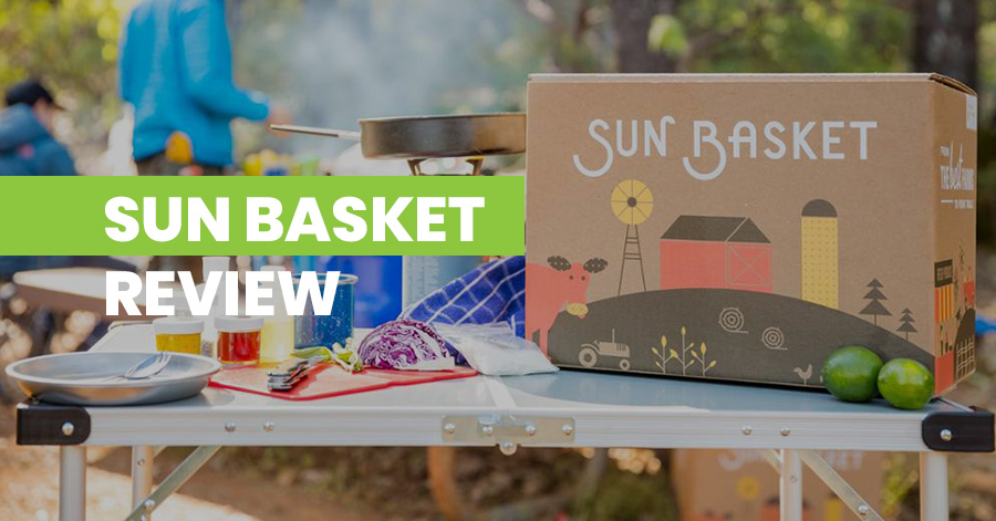 Sun Basket Review Featured Image