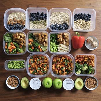Vegan Meals Image
