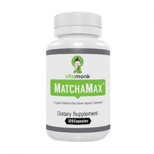VitaMonk MatchaMax Sidebar