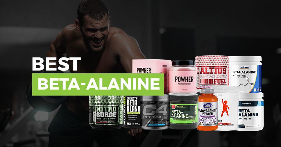 Best Beta-Alanine Featured Image