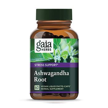 Gaia Herbs Ashwagandha Root Product