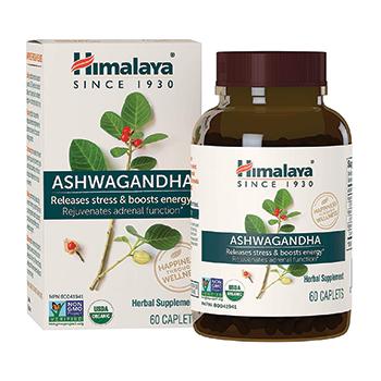 Himalaya Organic Ashwagandha Product